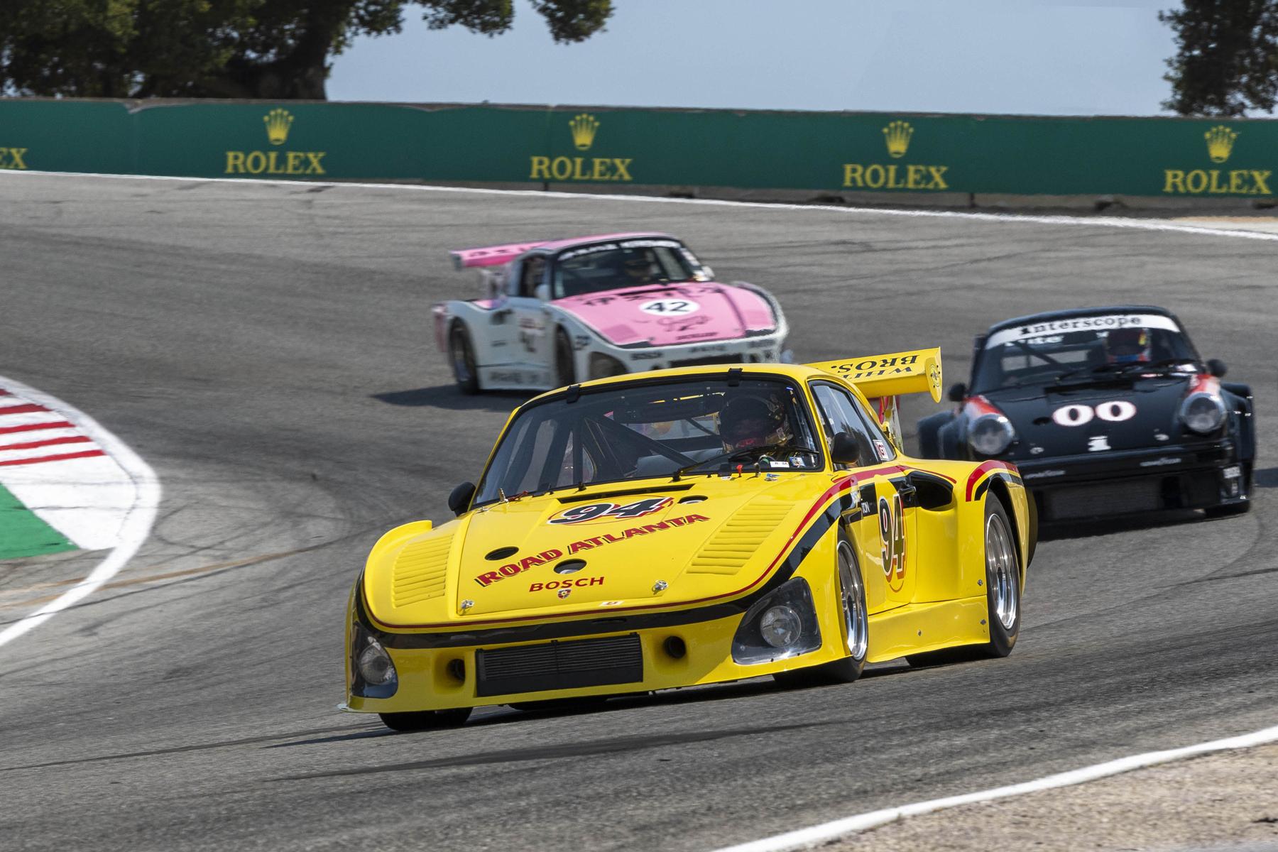 Group 3A: 1973-1981 FIA, IMSA, GT, GTX, GTU, AAGT - Carlos de Quesada - 1979 Porsche 935K3 - ©Rex McAfee
