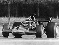 Fittipaldi in Lotus 72
