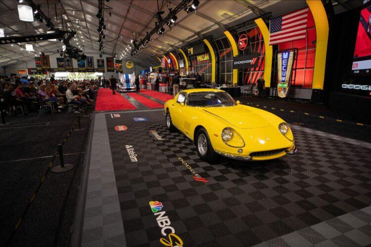 1966 Ferrari 275 GTB/6C Long Nose