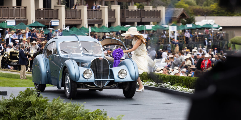 Pebble Beach Concours d'Elegance®