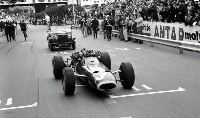 1965 Monaco GP