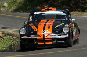 Harri Rovanpera - 2010 Carrera Panamericana.