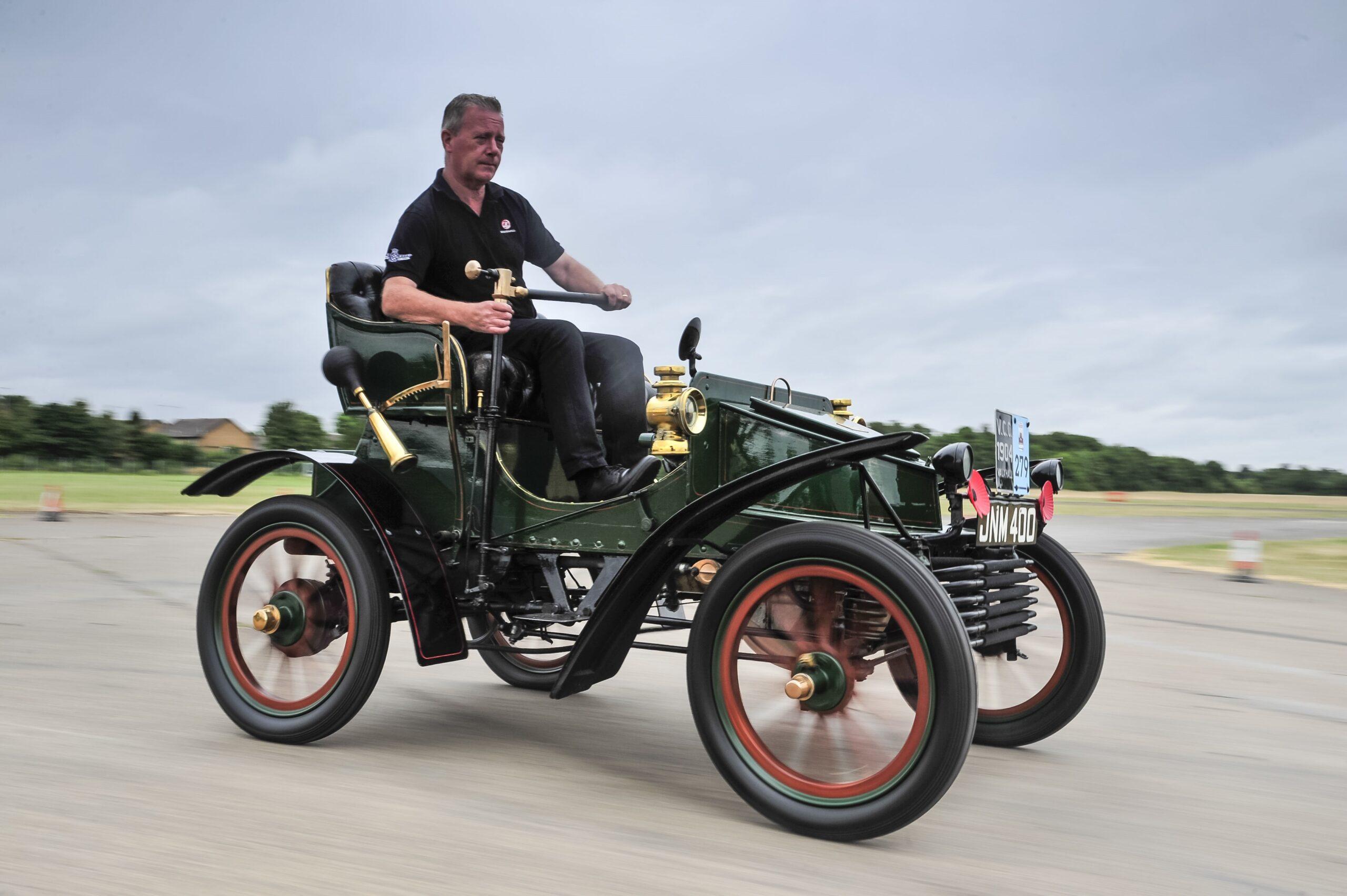 1904 Vauxhall 6HP