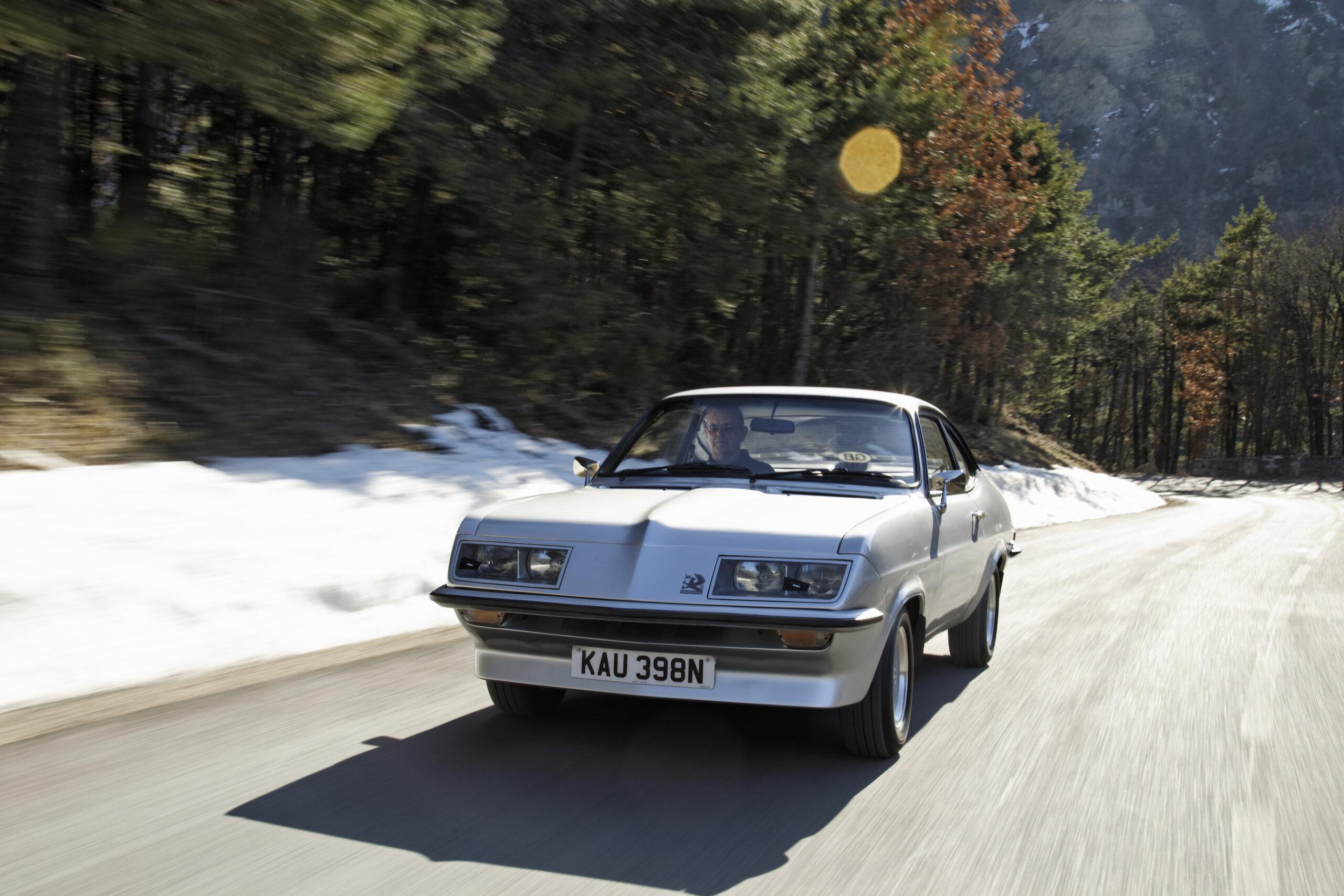 1975 Vauxhall Firenza HPF Droop Snoot