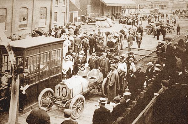 Greatest Races - 1902 Circuit des Ardennes Race