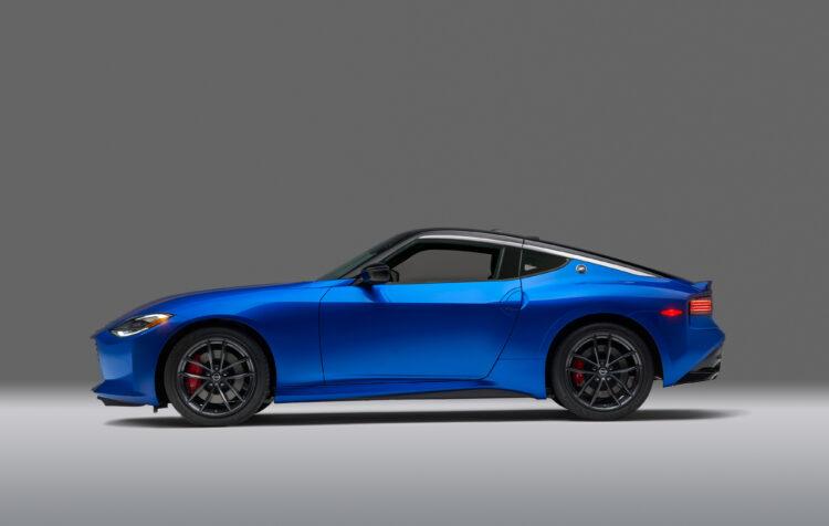 2023 Nissan Z (U.S. market) Performance grade