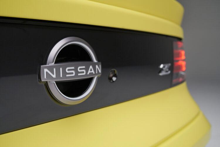 2023 Nissan Z (U.S. market) Proto Spec edition