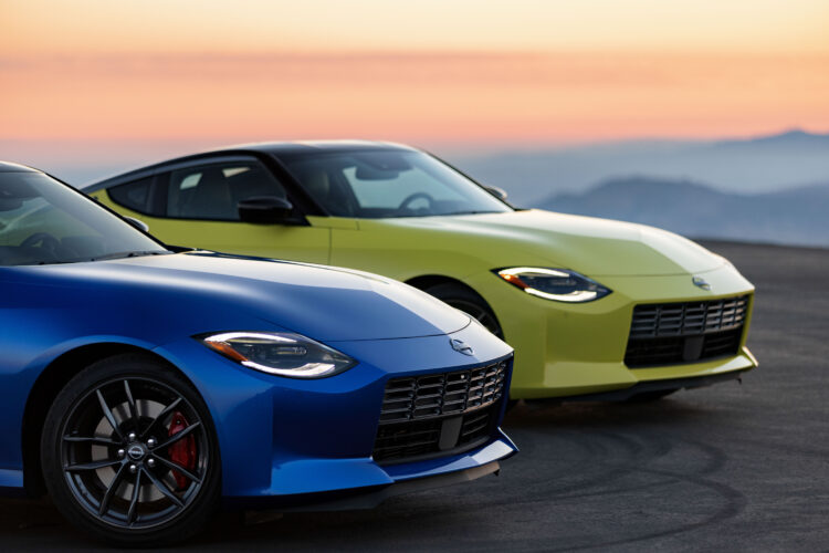 2023 Nissan Z_(U.S. market)