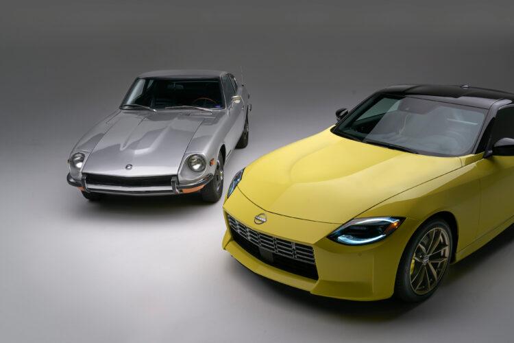 2023 Nissan Z_(U.S. market)_with_240Z