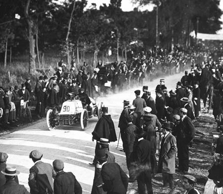 1902 Paris - Vienna Motor Race