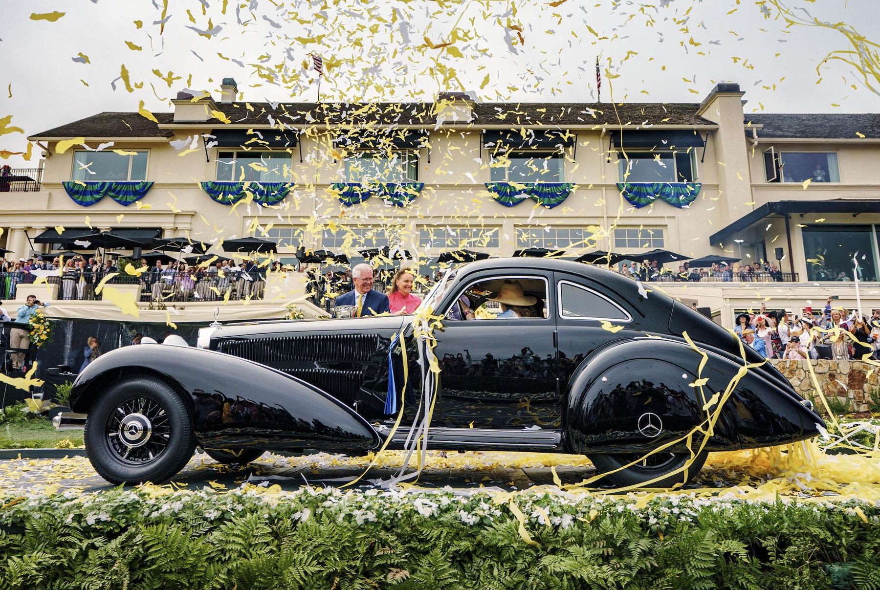 2021 Monterey Car Week Triple Crown Events