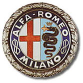 Alfa Romeo Badge 1925-1946
