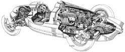 Auto Union D Type