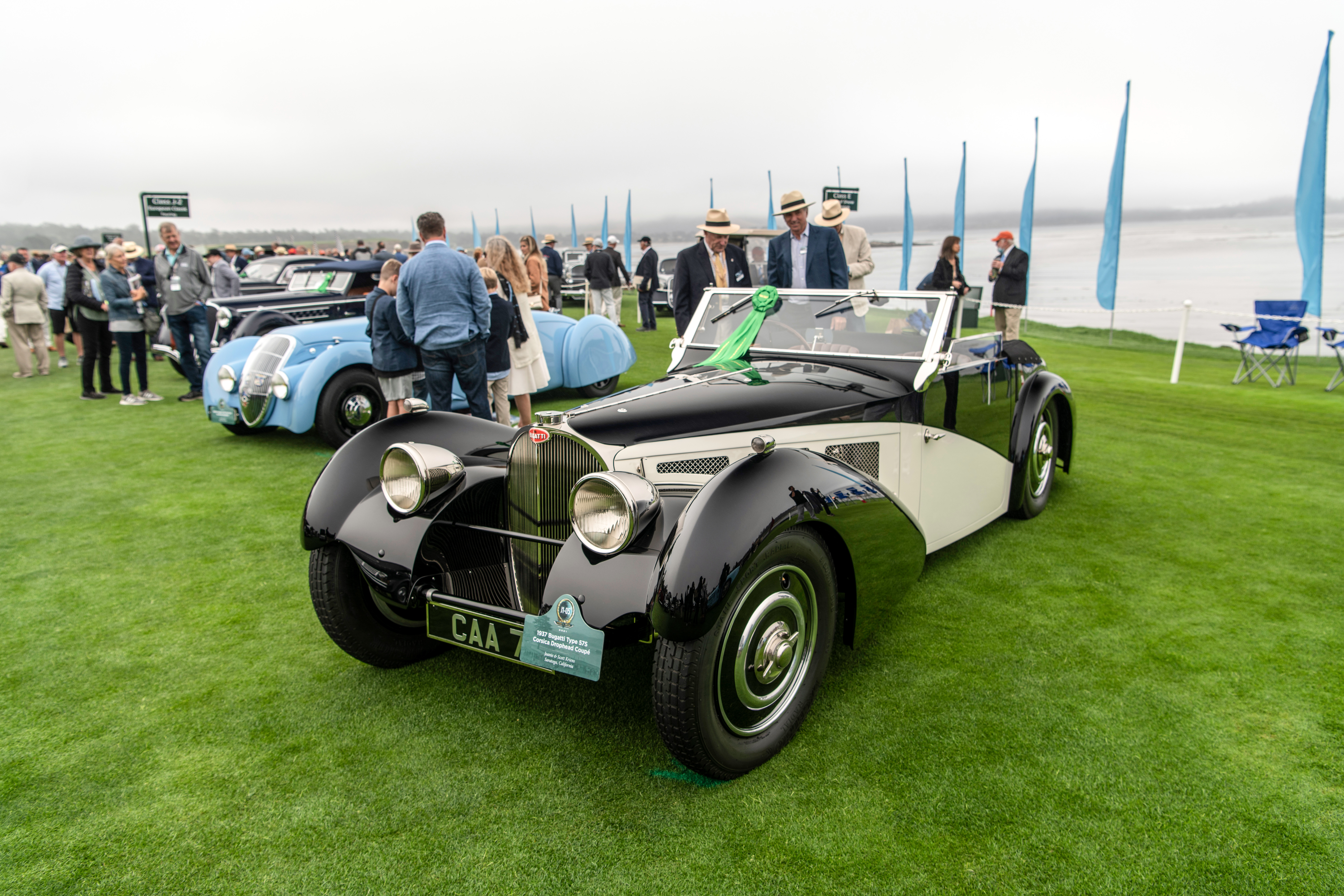 1937 Bugatti Type 57S Corsica