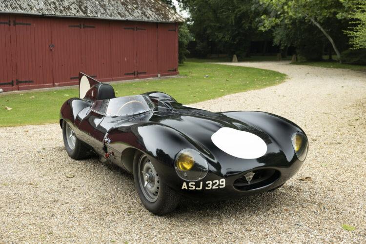 1956 Jaguar D-Type Sports-Racing Two-Seater