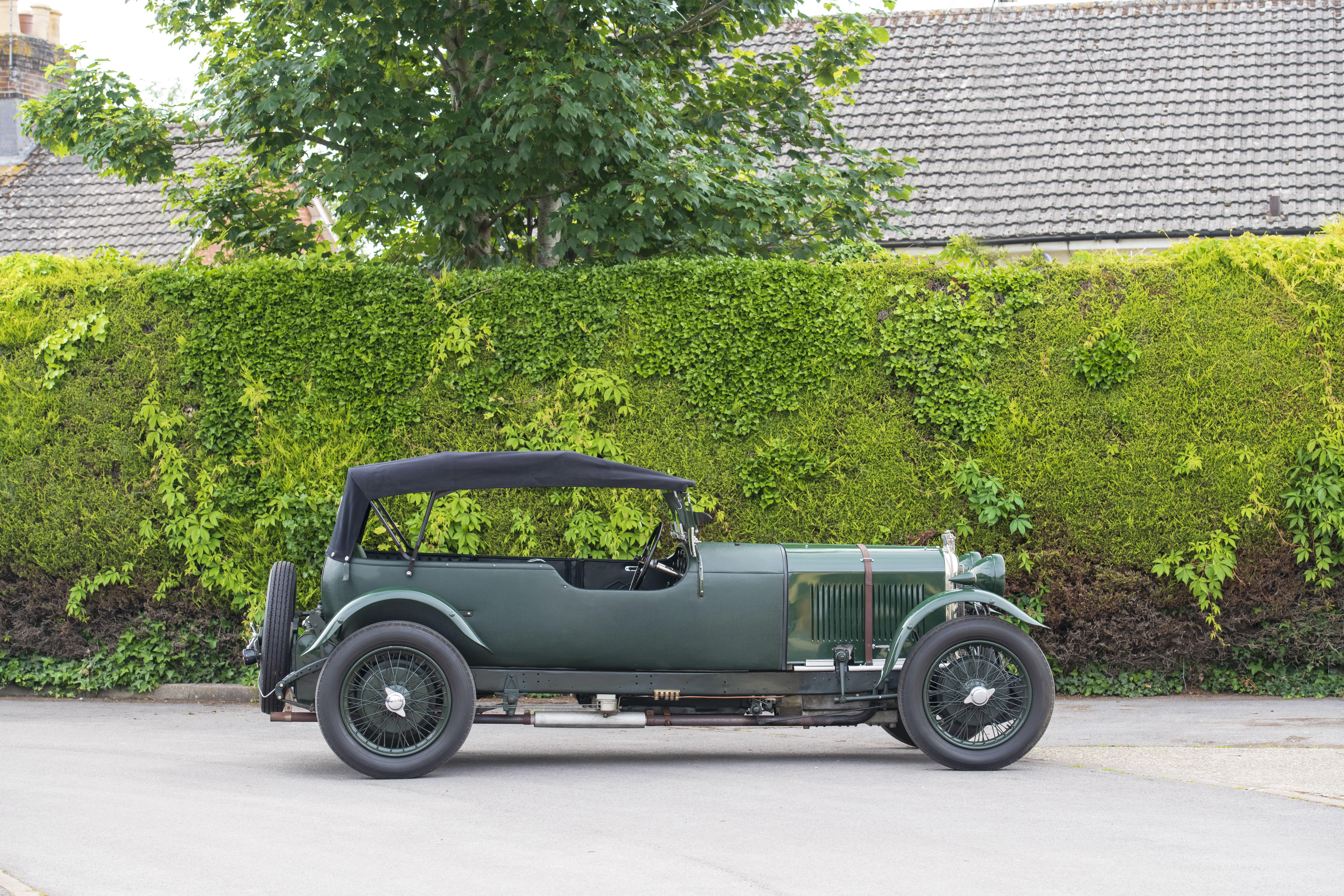1929 Lagonda 2-Litre Low Chassis PK 9204