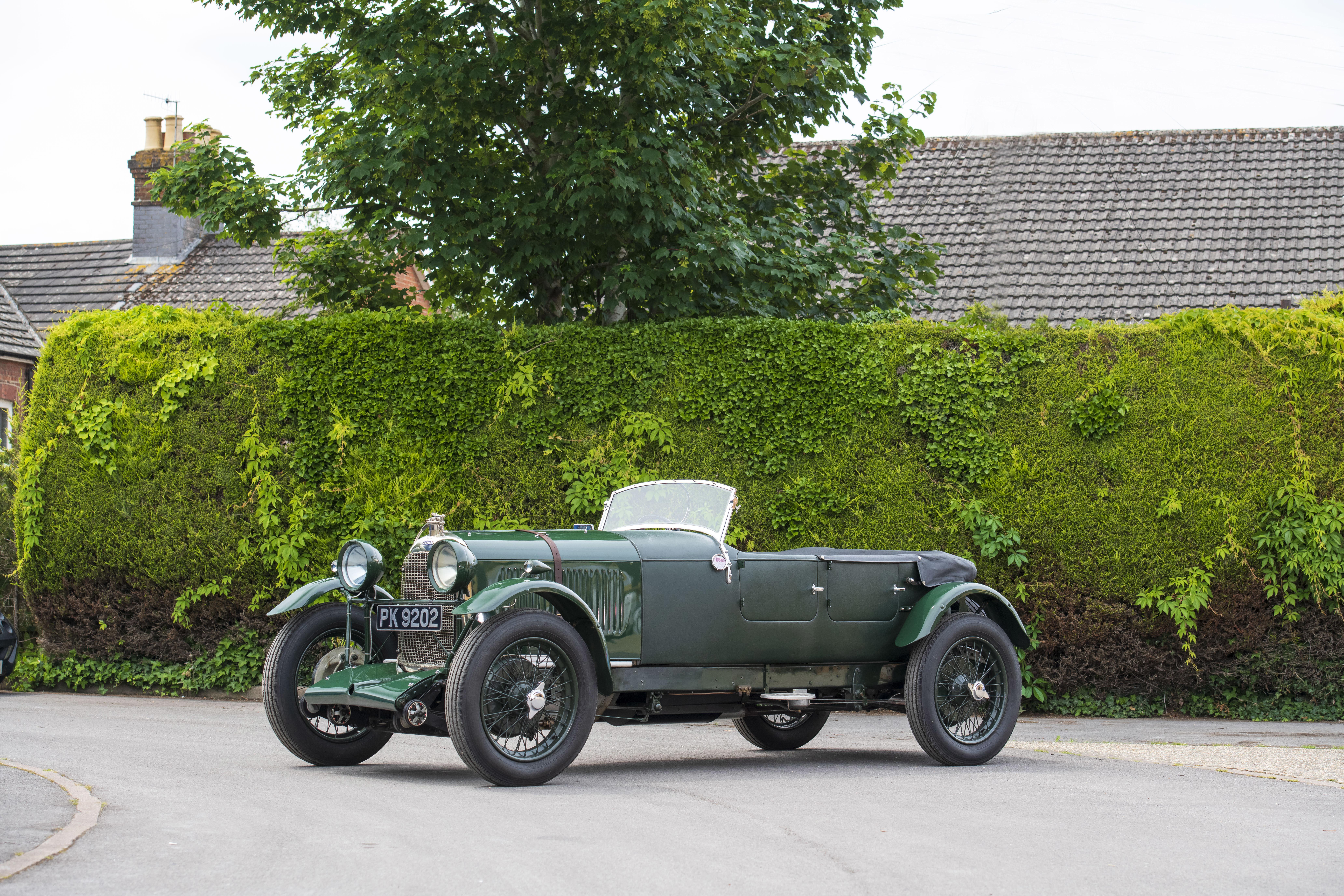 1929 Lagonda 2-Litre Low Chassis 9202