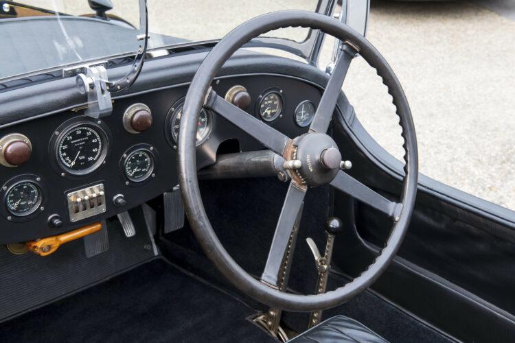 1929 Lagonda 2-Litre Low Chassis PK 9201