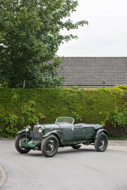 1929 Lagonda 2-Litre Low Chassis PK 9203