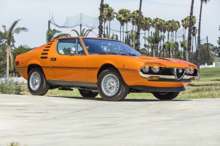 1972 Alfa-Romeo Montreal