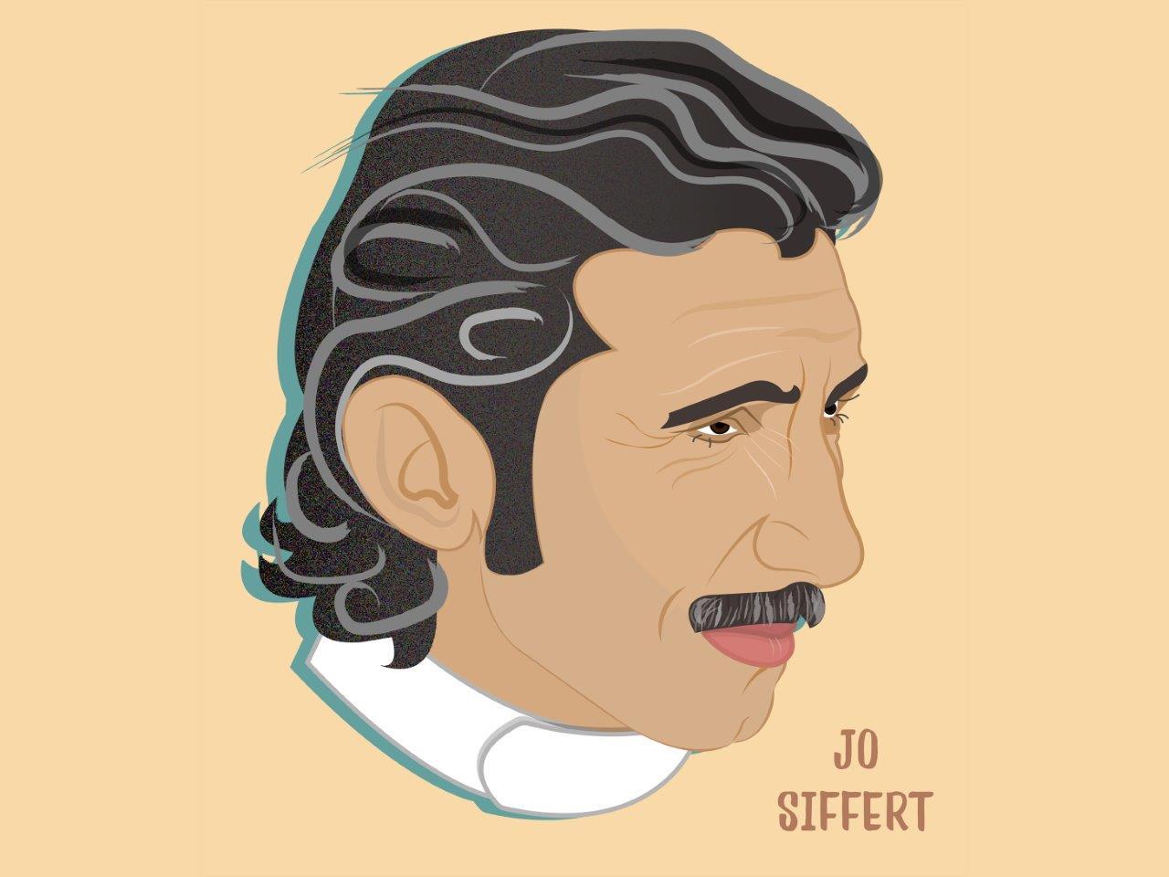 Jo Siffert Illustration