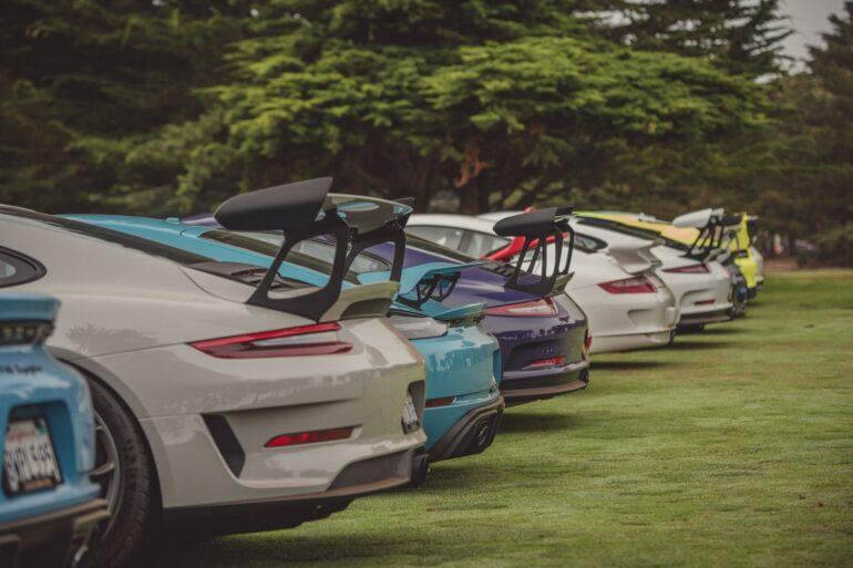 2021 Porsche Werks Reunion