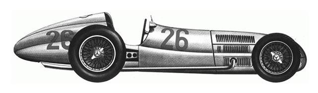 Mercedes W154