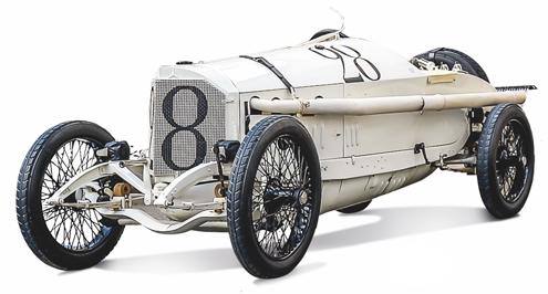 Mercedes 1914 GP