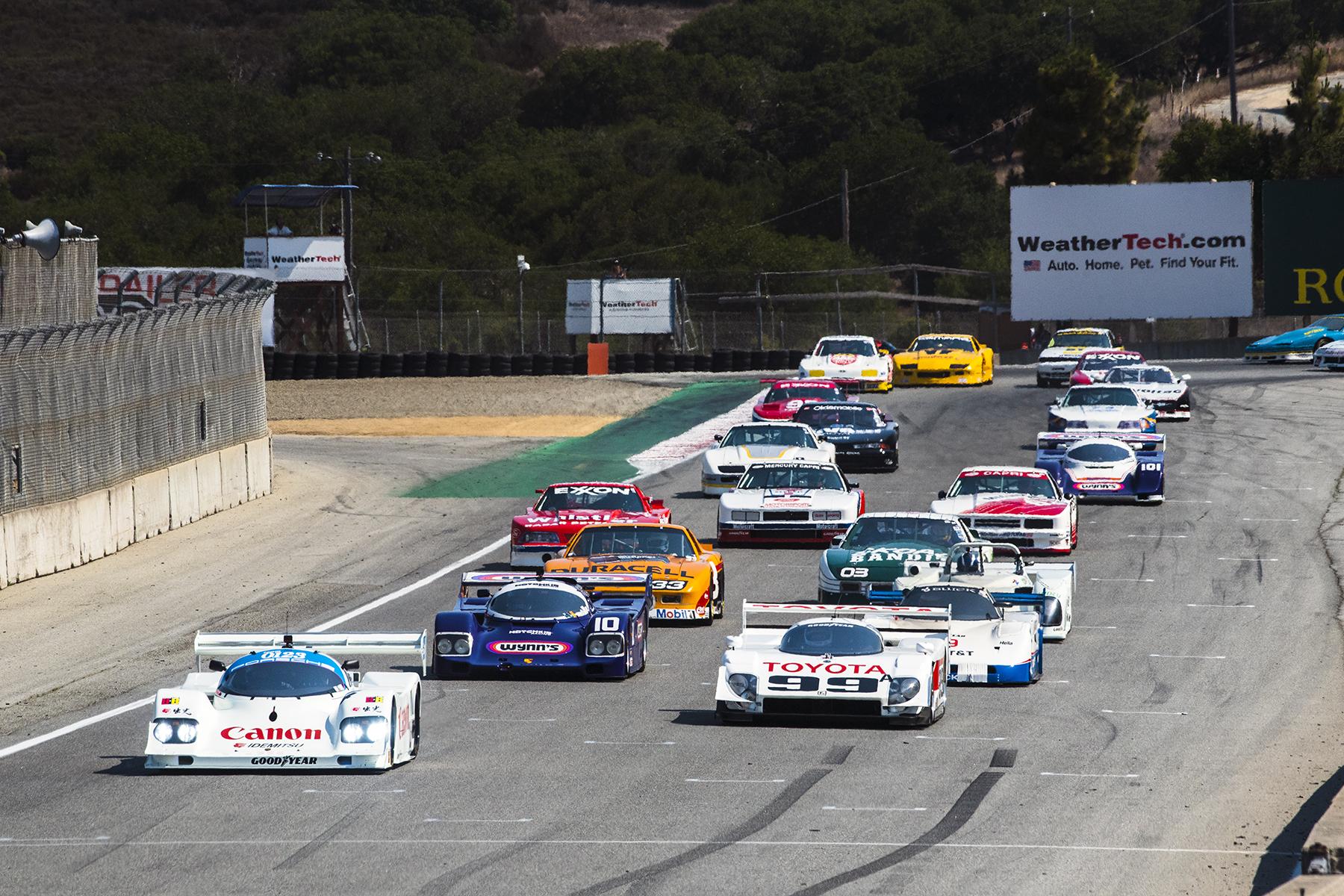 2021 Rolex Monterey Motorsports Reunion Recap