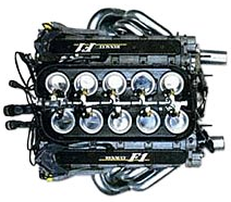 Renault RS4 F1 Engine