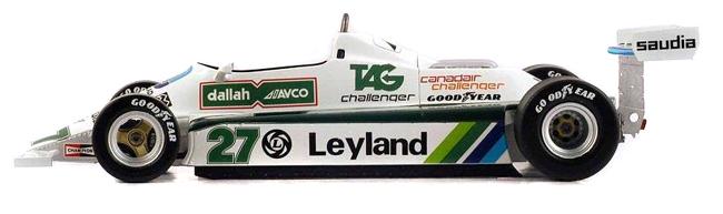 Williams-Ford FW07B