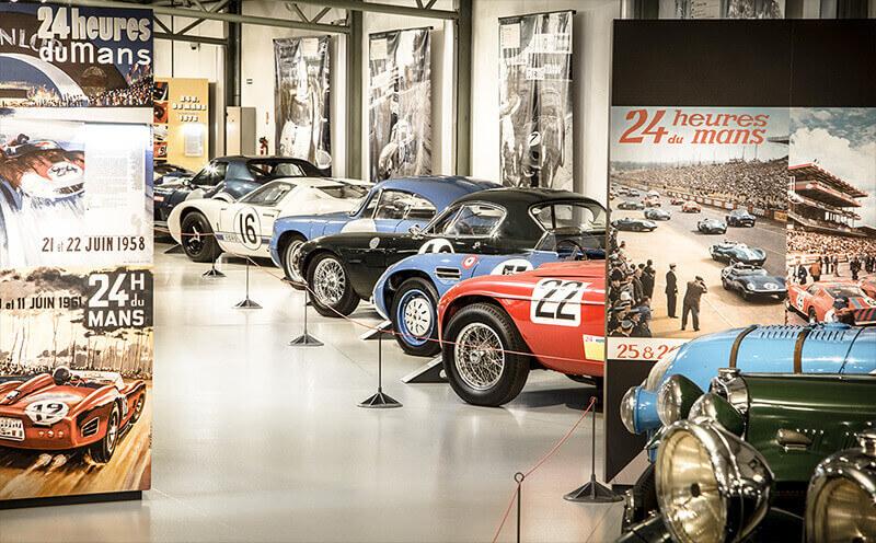 Le Musée des 24 Heures - Circuit de la Sarthe