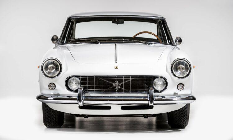 1961 Ferrari 250 GTE 4