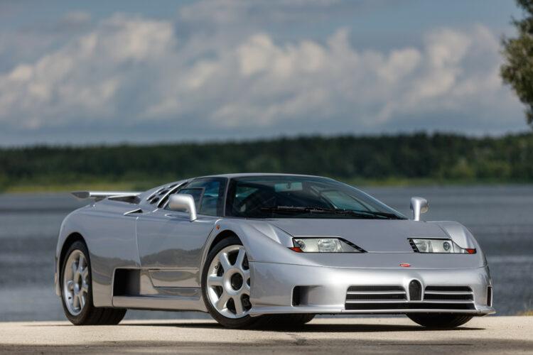 1994 Bugatti EB110 Super Sport Coupé