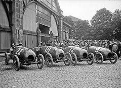 Bugatti Team
