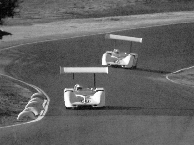 Phil Hill Chaparral 2E Can-Am
