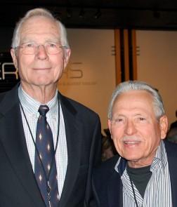 Jim Hall and Bill Krause