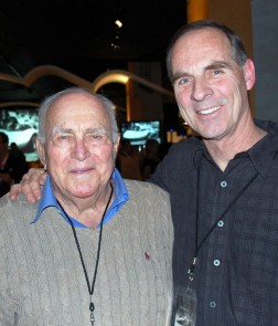 Cy Yedor and Ken Miles