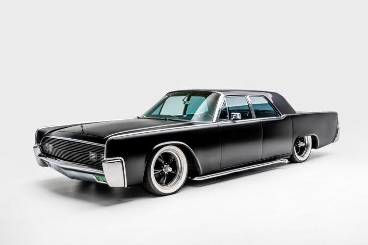 Custom 1961 Lincoln Continental
