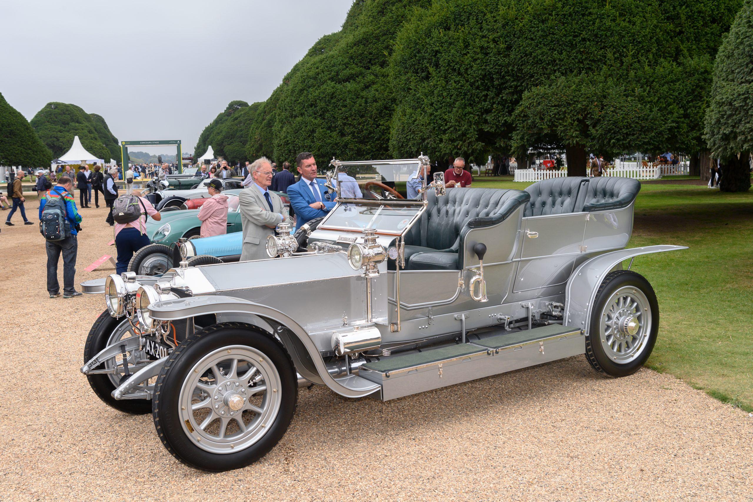 """Rolls-Royce 40/50 AX201 """"Silver Ghost"""""""