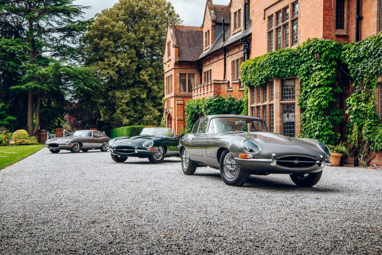 Jaguar E-Types