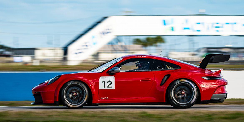 No. 12 311RS Motorsport, Porsche 911 GT3 Cup, Leh Keen