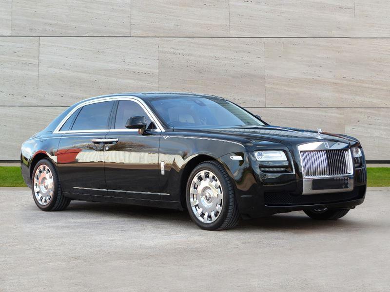 2012 Rolls-Royce Ghost Saloon