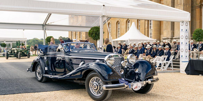 1938 Mercedes-Benz 540 K Cabriolet A Sindelfingen