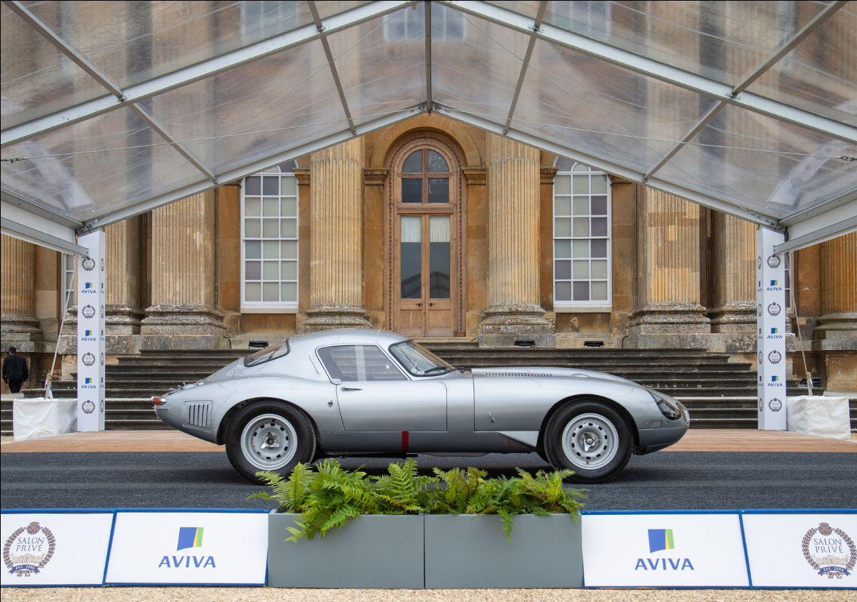Jaguar E-type Lightweight 'The Lindner Low Drag'