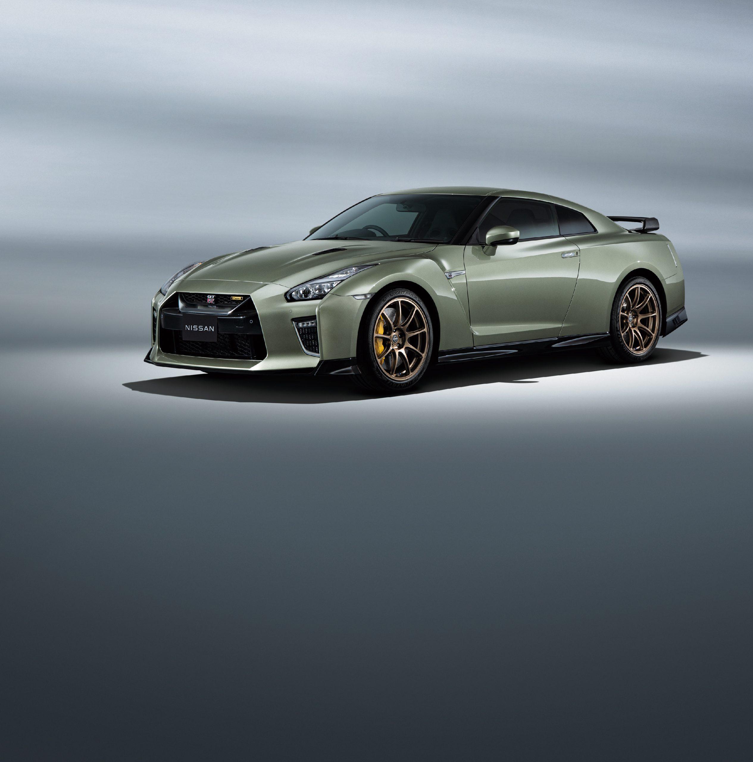 GT-R Premium edition T-spec (Japan market)