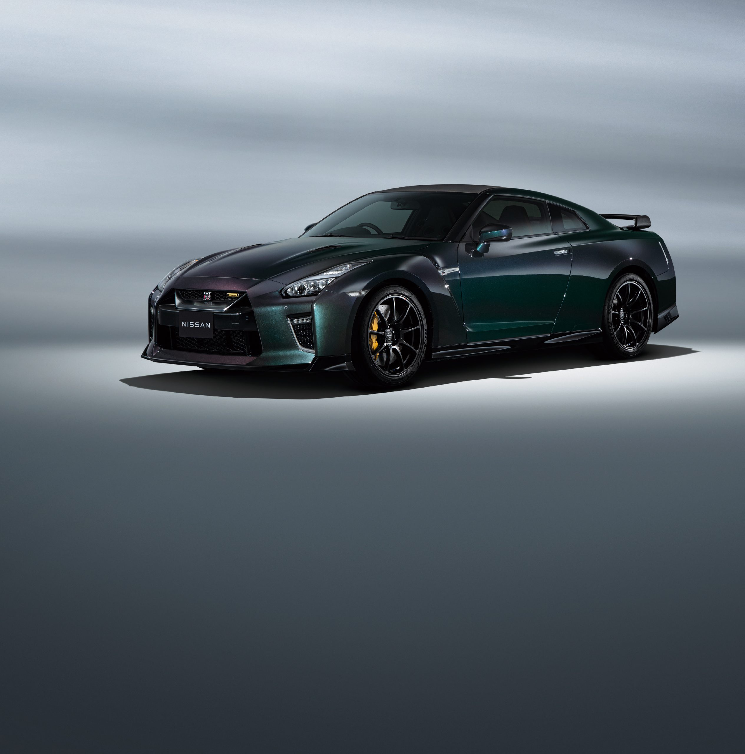 GT-R Track edition engineered by NISMO T-spec (Japan market)