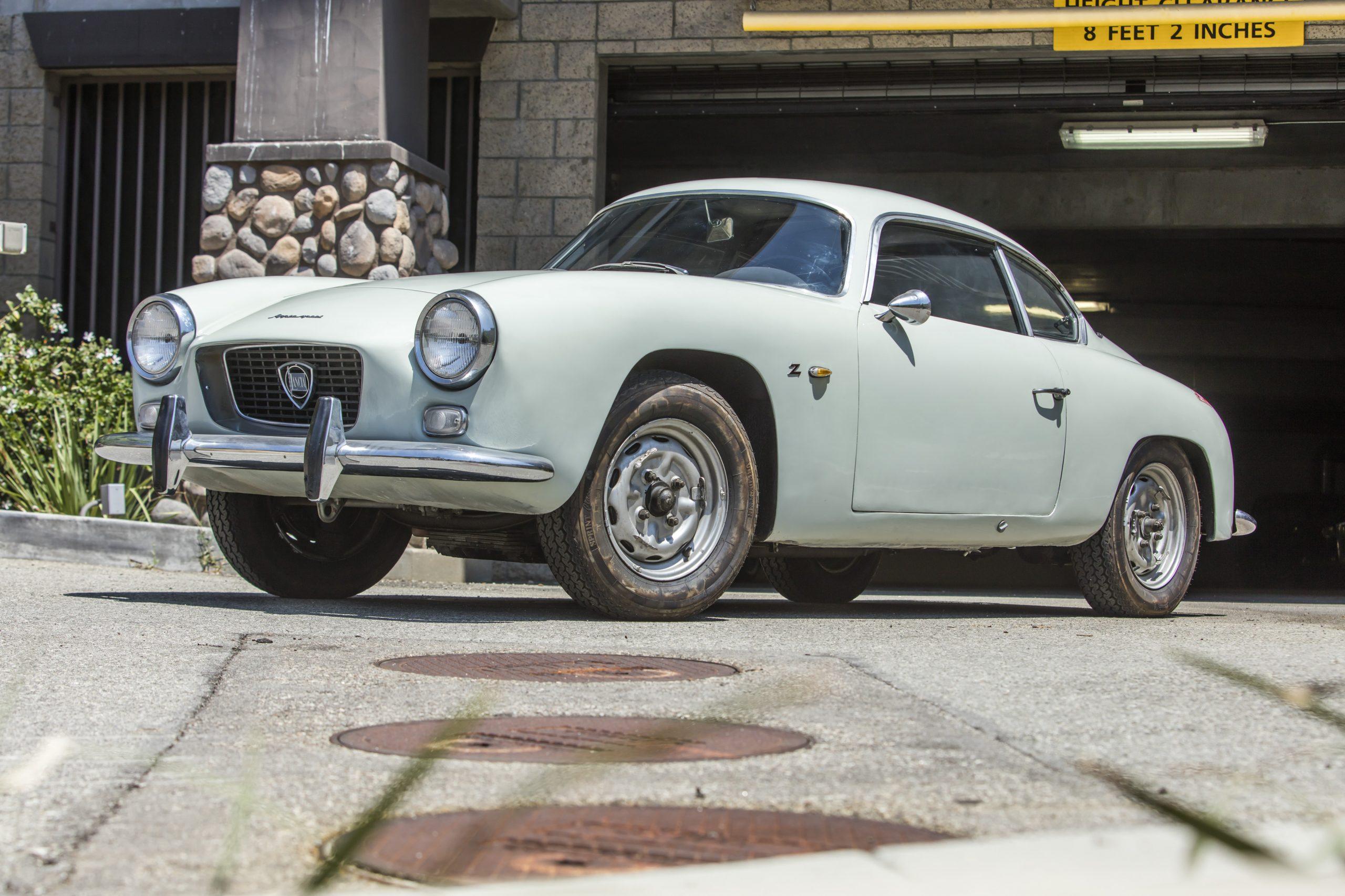 1963 Lancia Appia Sport Zagato