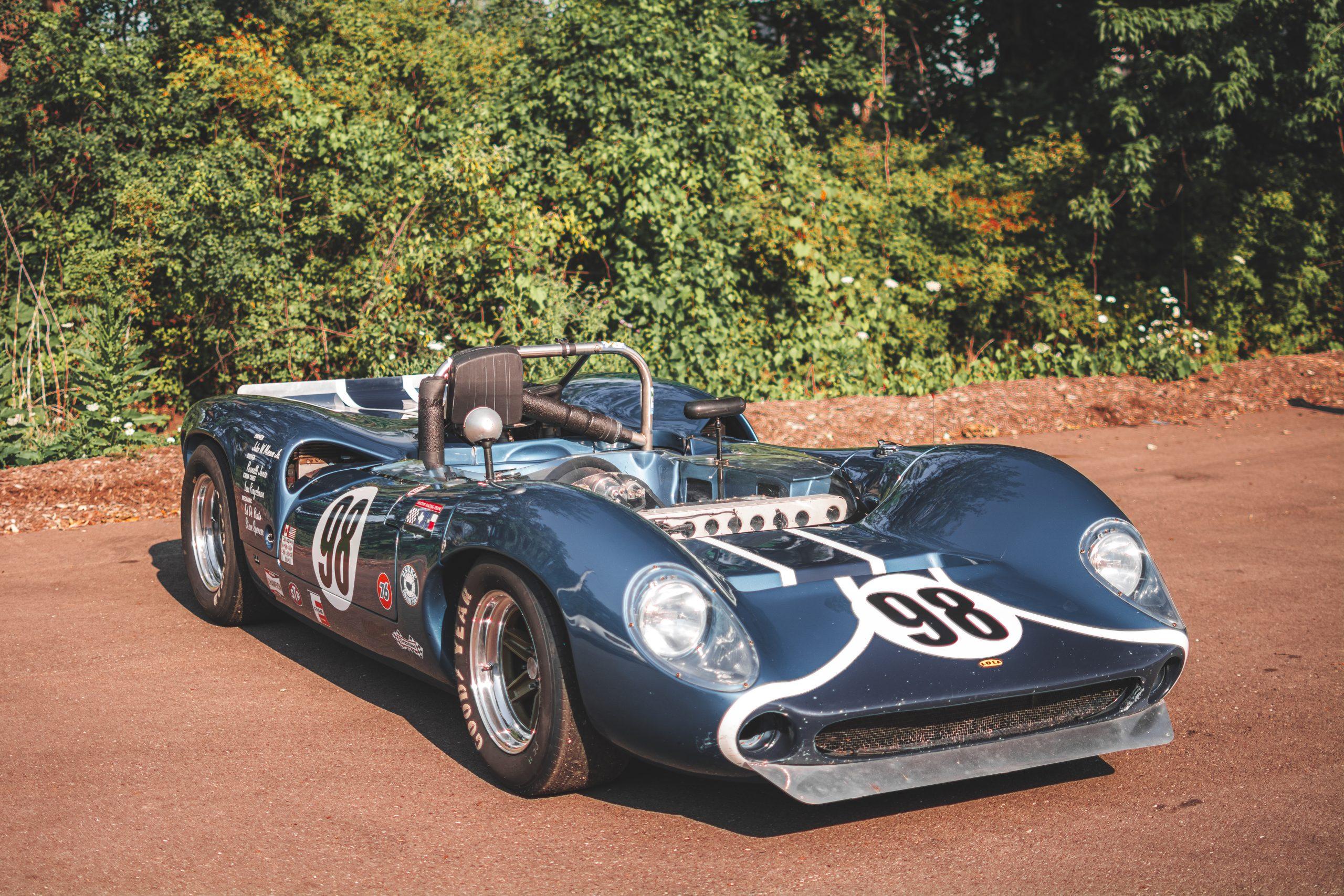 1966 Parnelli Jones Lola T70 MK II