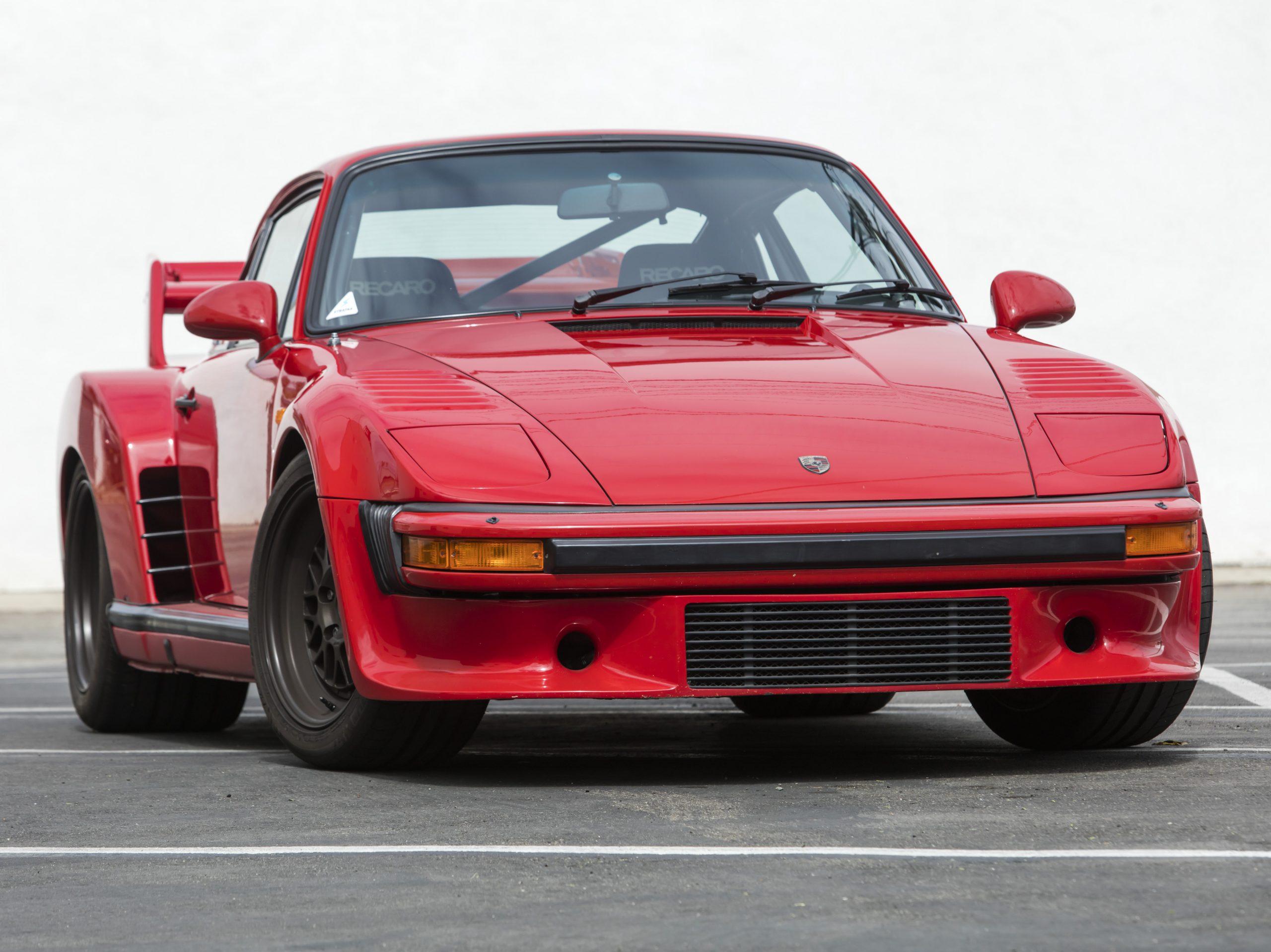 1985 Porsche RSR Ruf